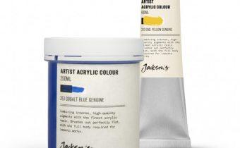Jackson's Artist Acrylic Paints