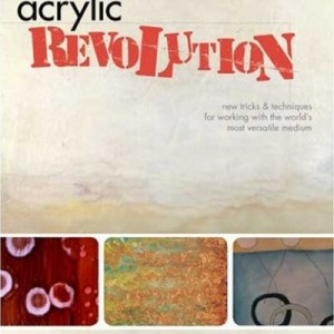 Acrylic Revolution book by Nancy Reyner