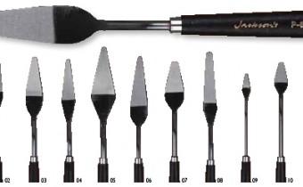 Jackson's Professional Palette Knives