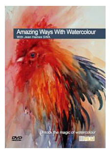 Amazing Ways With Watercolour with Jeans Haines SWA DVD