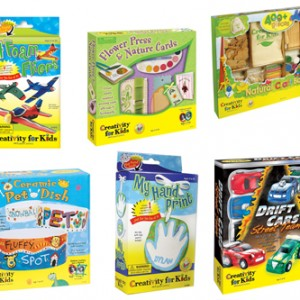 Faber Castell Creativity For Kids kits