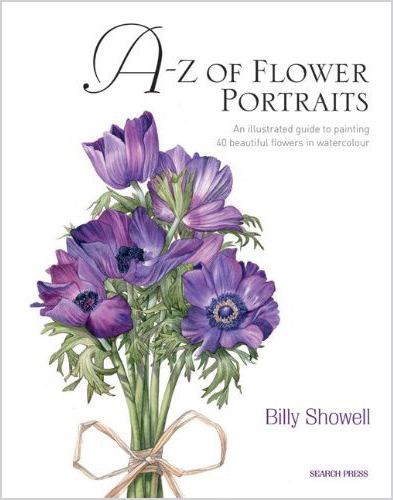 Billy Showell's A-Z of Flower Portraits