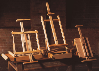 Winsor Table Easels Wood
