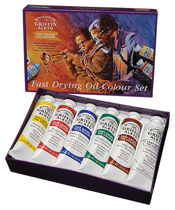 Alkyd Artists Oil Colours Painting Mediums And Primers Jackson S