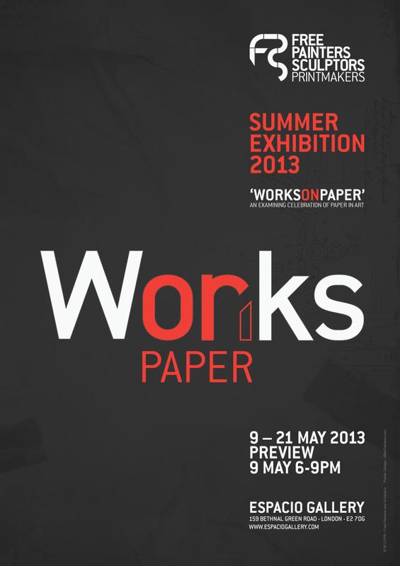 Works On Paper exhibition - Jackson's Art Blog