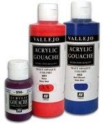 acrylic-gouache