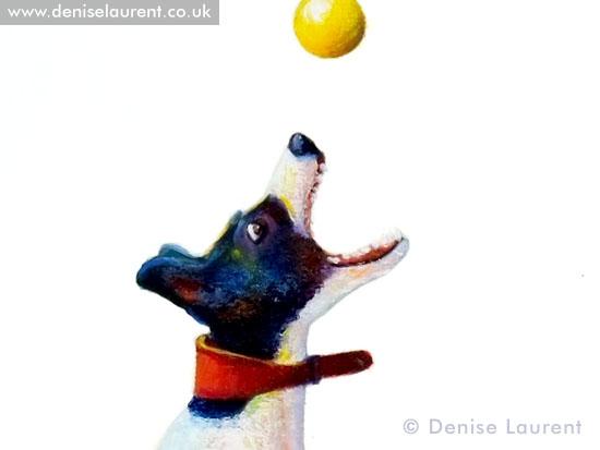 Catch - detail Denise Laurent