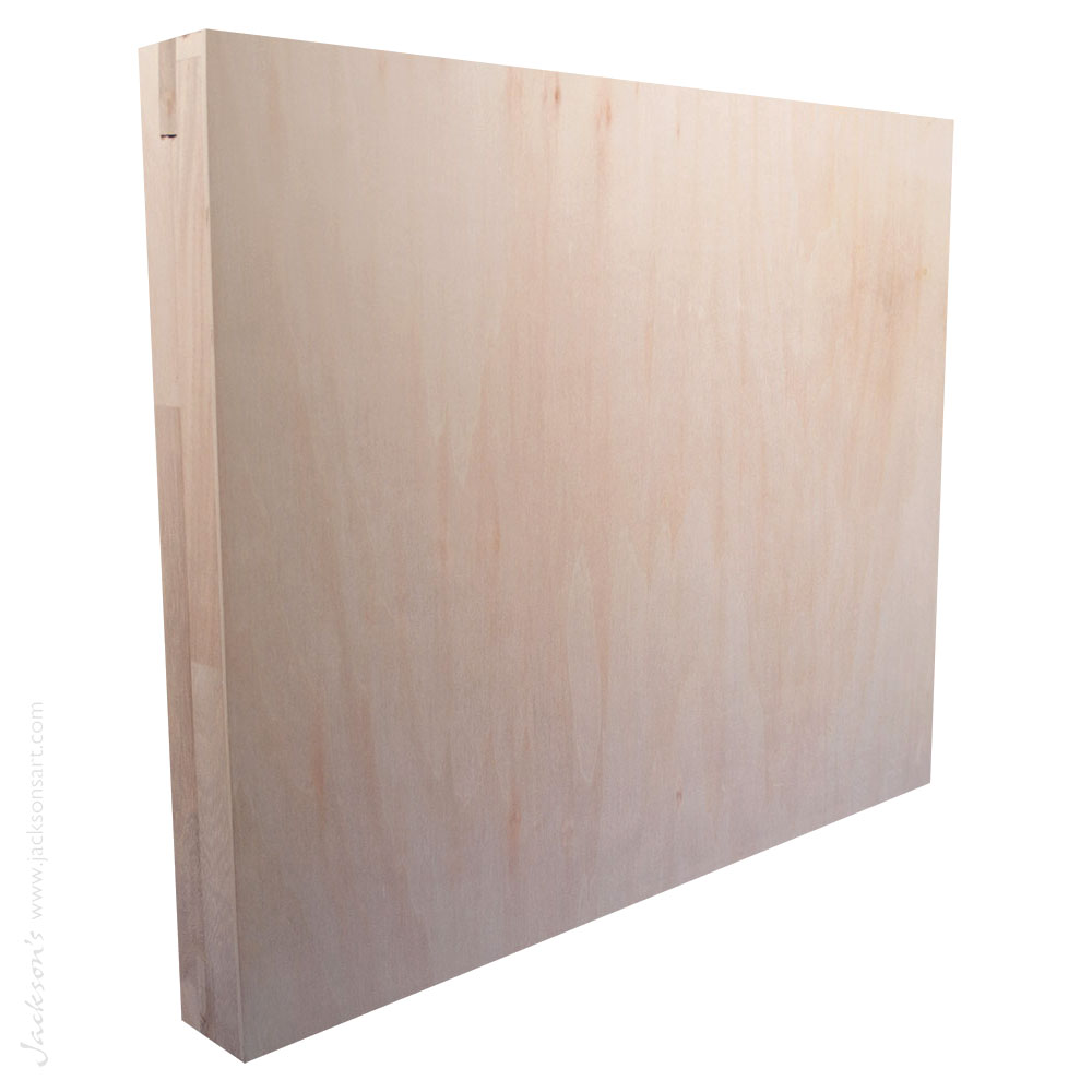 full-panel - Large Wood Painting Panels - Jackson's Art BlogJackson's Art Blog