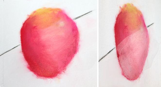 oil pastel fixative testing jackson s art blog