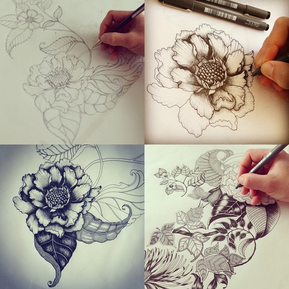 Guest Artist Johanna Basford