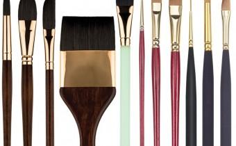 Princeton Watercolour brushes