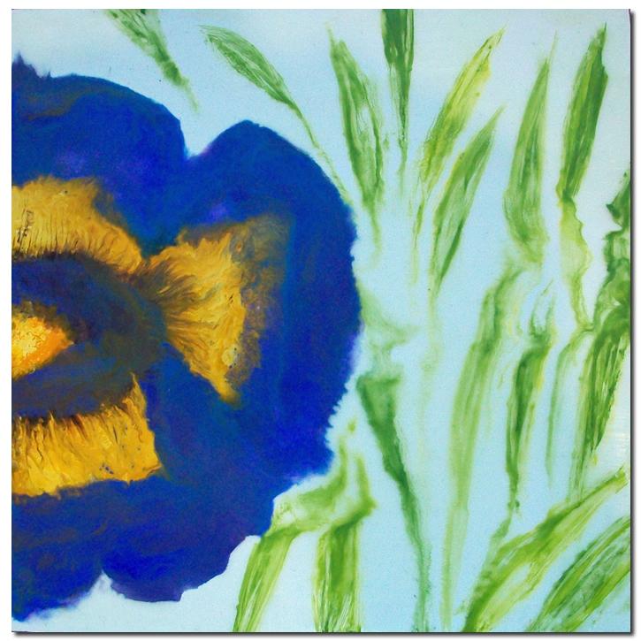 Hazel Rayfield encaustic painting