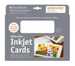 strathmore inkjet cards