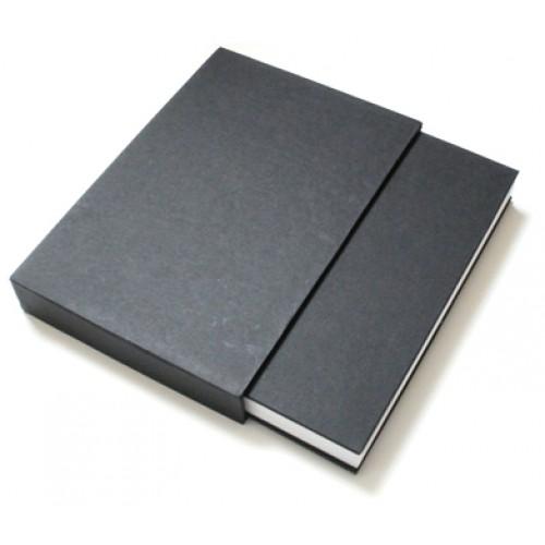 concertina sketchbook