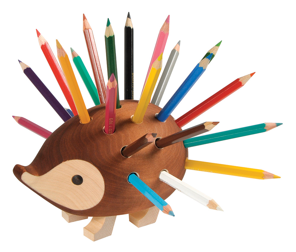 Irresistible Hedgehog Pencil Holders Jackson S Art Blog