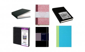 sketchbooks hardback drawing pads