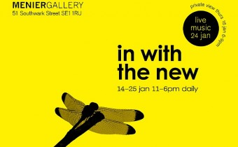 in with the new 14-25 January 2014 Menier Gallery