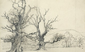 Henry Harris Lines sketchbook