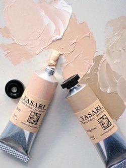 Michael Harding vs Vasari Oil Paint - WetCanvas