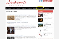 Jackson's Art Supplies Latest Art News