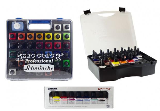 Schmincke : Aero Color Sets