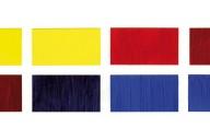 Jackson's Artist Acrylics Hand Painted Colour Chart