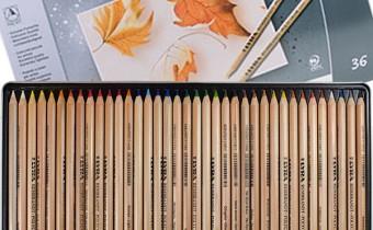 Lyra Rembrandt Polycolor Coloured Pencil Set jacksonsart.com