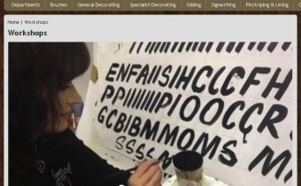 Signwriting Workshop handover jacksons
