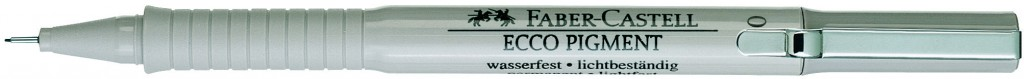 Faber Castell Ecco Pigment drawing pen