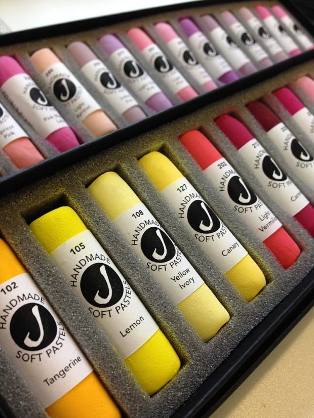 Jacksons Soft Pastels jacksonsart.com