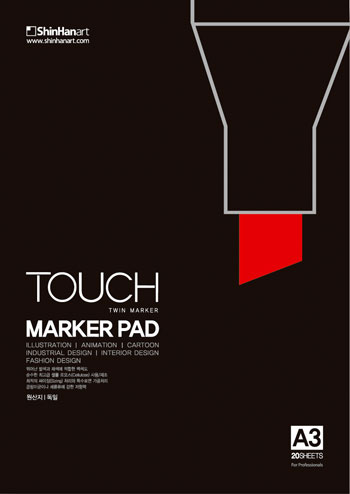 Twin Touch Marker Pad