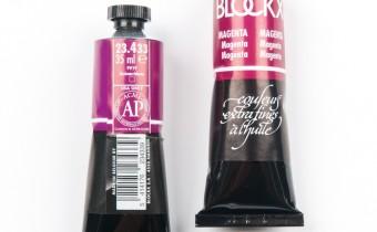 Blockx artists oil colours