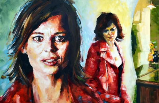 Sal Jones Painting