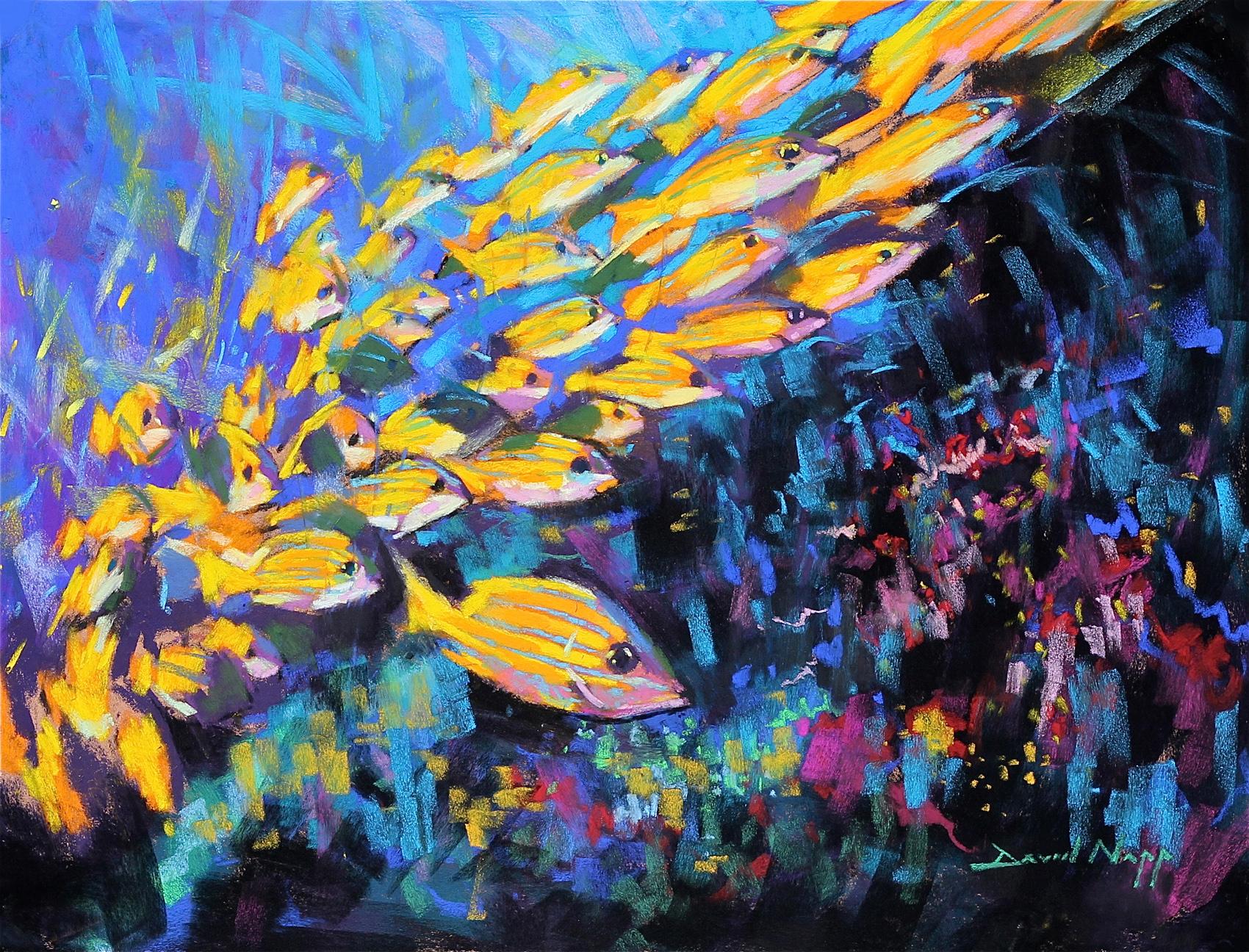 Goldrush by David Napp