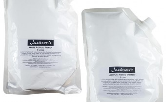 Jacksons : Acrylic Gesso Primer Pouch