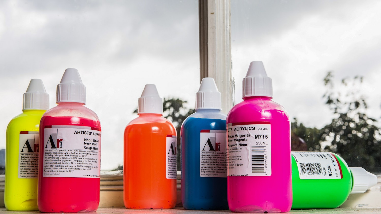 Ara Smooth Formula Acrylics jacksons art supplies