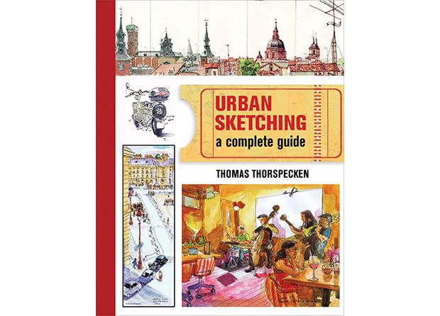 Urban Sketching Book - Jacksonu0026#39;s Art Blog