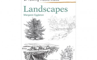 Drawing Masterclass: Landscapes book by Margaret Eggleton
