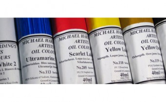 Michael Harding : Oil Colours