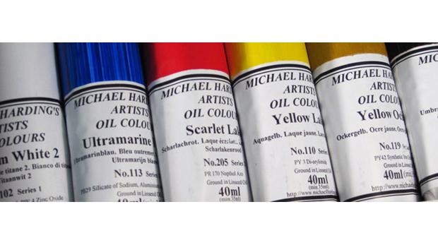 Michael Harding : Oil Colours