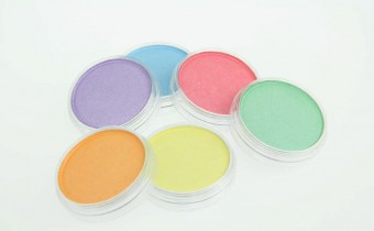 PanPastel Colours pearlescent