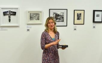 Rebecca Coleman - Winnner of Print Jam 2014