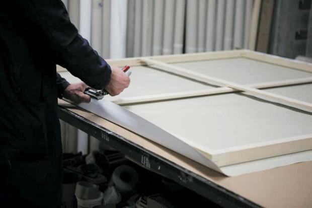 Jackson's Art Supplies Bespoke Canvas Builder