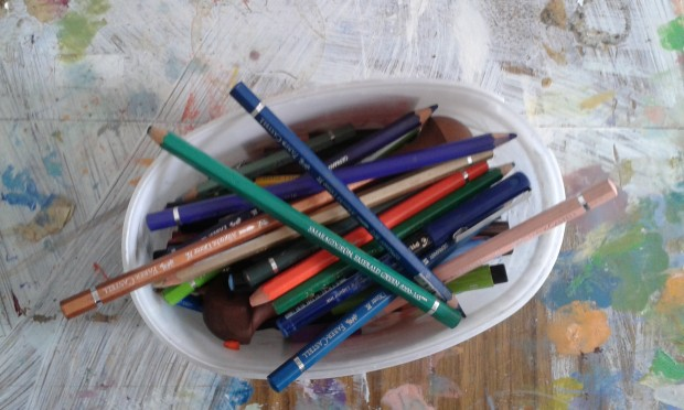 Faber Castell Calendar Art Competition : The versatility of watercolour pencils jackson s art
