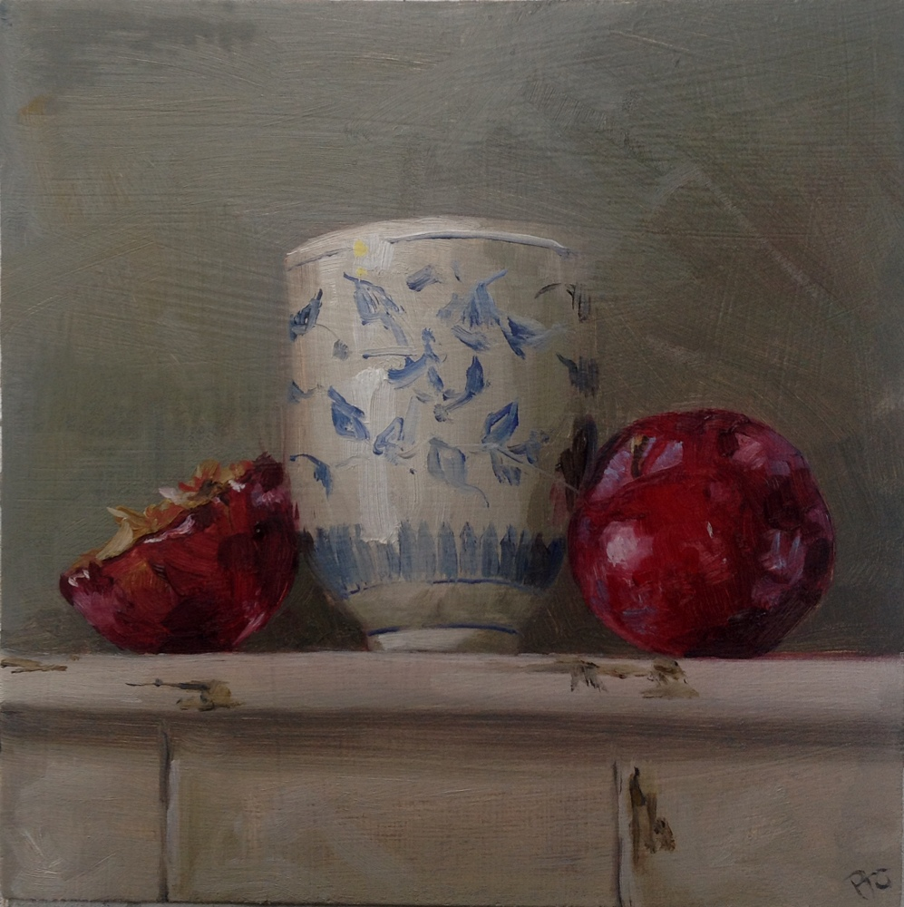39 my painting a day 39 by penny german jackson 39 s art blog for Shelf life of paint
