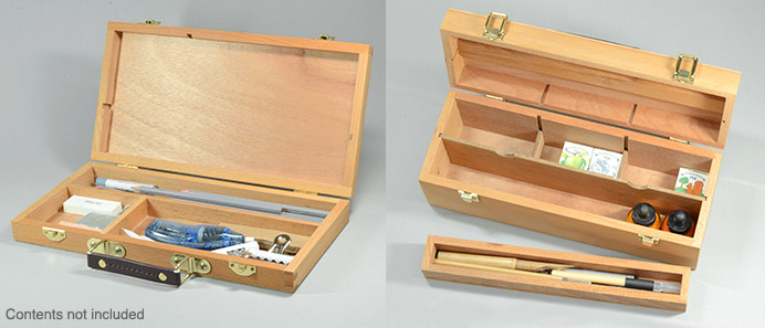 Jacksons Art Supplies Wooden Artist Boxes