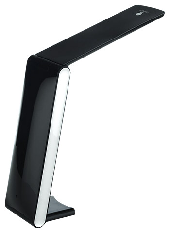 Daylight Lighting : FOLDI LED Black Portable Lamp