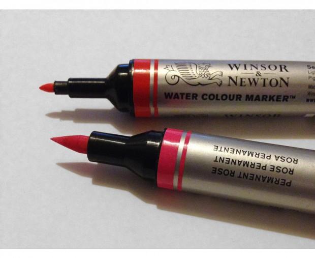 Winsor & Newton Water Colour Marker watercolour jacksons art supplies