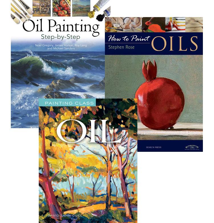 Oil Painting Instruction Books Jacksons Art Blog