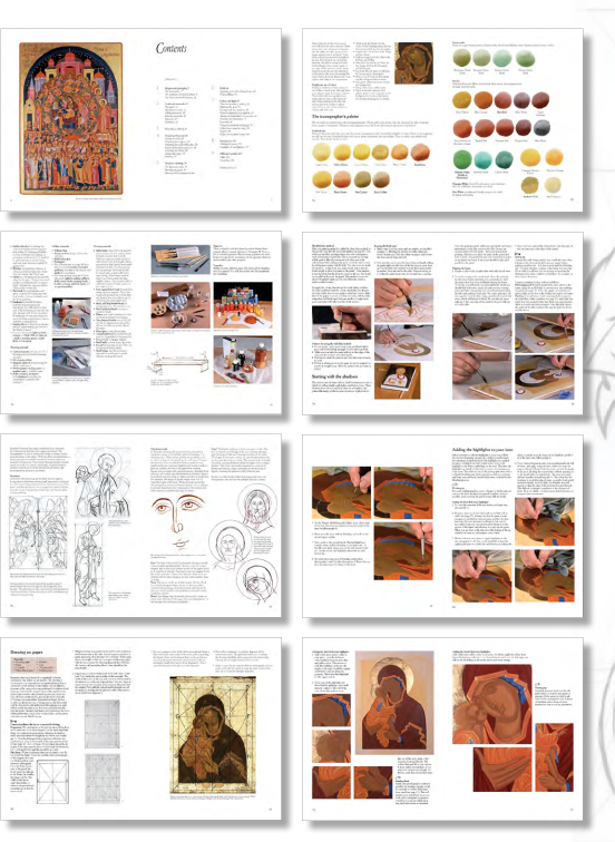 Techniques Of Traditional Icon Painting Weissmann Review